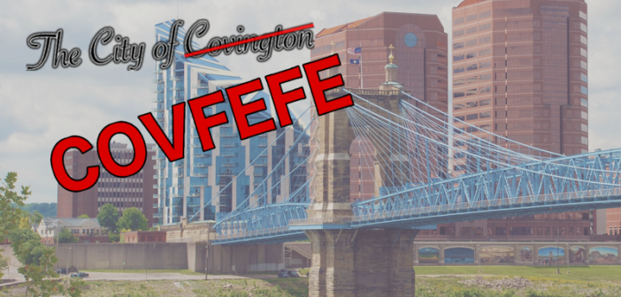 Covington City starts petition to change their name to Covfefe City