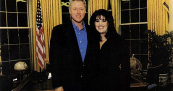Monica Lewinsky tweets #MeToo in solidarity with sexual assault victims