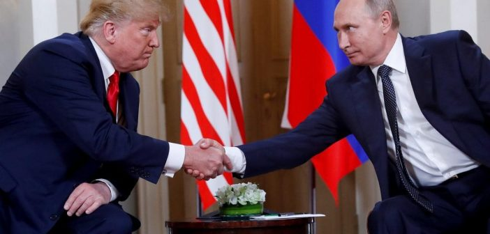 The Mainstream Media has absolute meltdown over President Trump and Putin meeting