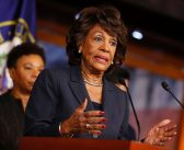 Petition calling for removal of Maxine Waters from Congress nears 100,000 signatures