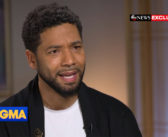 Jussie Smollett: Grand jury indicts actor on 16 felony counts