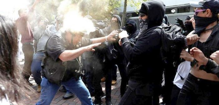 White House petition to declare ANTIFA as a terrorist organization sky rockets in signatures