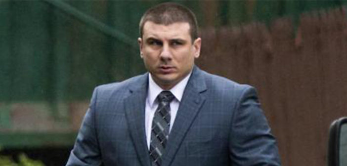 NYPD Officer Pantaleo Fired for Role in Eric Garner Case