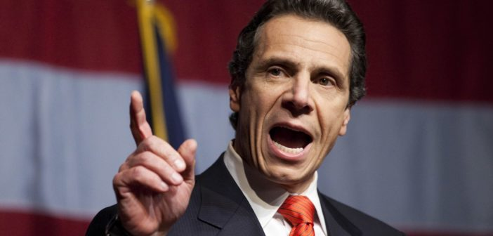 Was New York's Governor Hiding Away Ventilators?